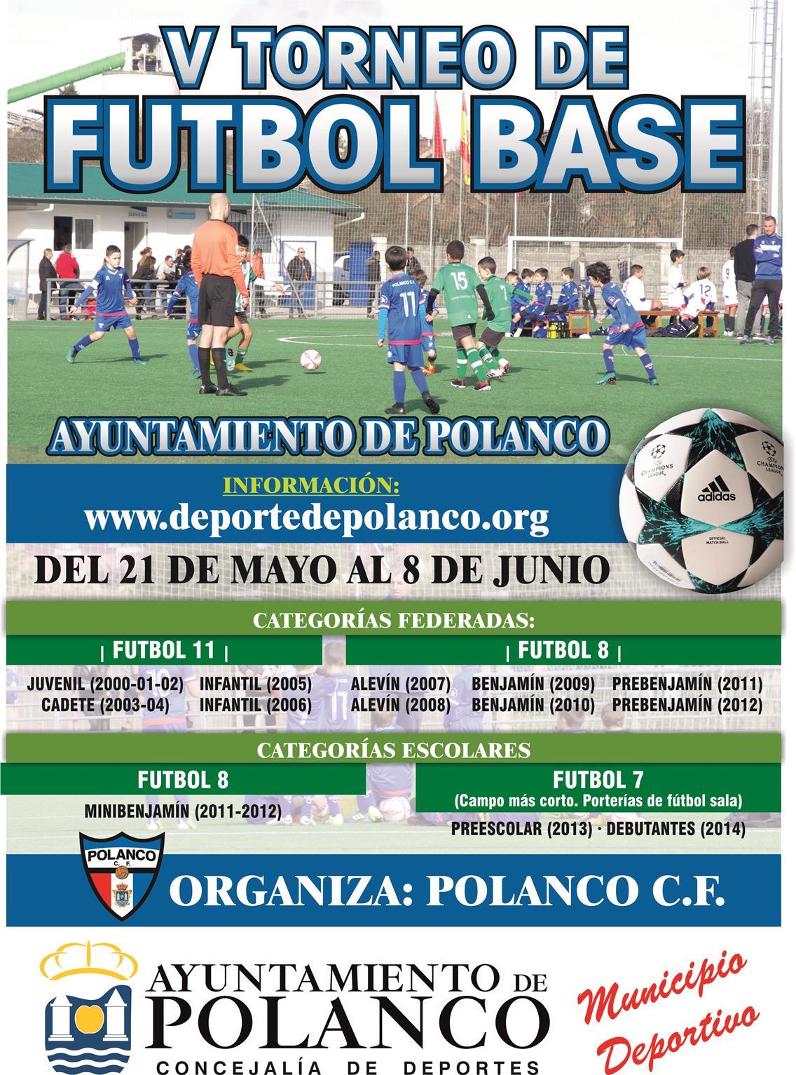 65e40fa9636 V Torneo de Fútbol Base Ayto de Polanco – Deporte de Polanco